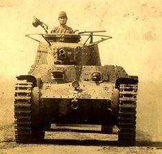 "Imperial Japanese Army Medium Tank Type 97 ""Chi-ha"" 九七式中戦車 チハ, pin by Paolo Marzioli Military Photos, Military History, Tank Wallpaper, Tank Armor, Imperial Japanese Navy, Army Infantry, Military Armor, Tank Destroyer, Armored Fighting Vehicle"