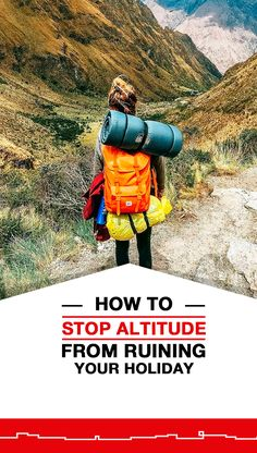 Fighting Altitude Sickness in Peru | Travel Tips | Backpacking in South America | Cusco | Machu Picchu | Bolivia Travel One of the biggest inconveniences, and sometimes even a hazard, for travellers in the Andean Highlands of Peru and Bolivia is the height itself.