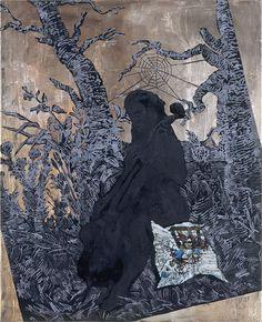 Jörg Immendorff (German, 1945-2007), Ohne Titel, 2007, Oil on canvas, 160 x 130 cm.