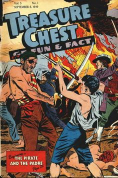 Cover for Treasure Chest of Fun and Fact (George A. Pflaum, 1946 series) #v5#1 [67]