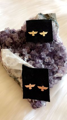 Birds of a Feather Studs