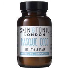 SKIN & TONIC -  Masque Coco