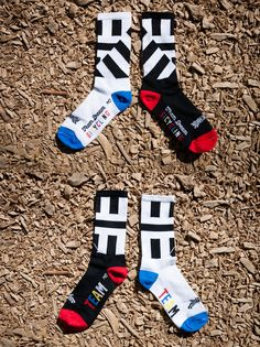 Team Dream Bicycling Team — Mix Up Sock