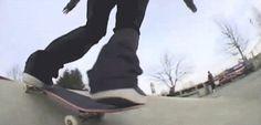 skateboarding animated GIF