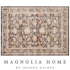 Magnolia Home By Joanna Gaines Trinity Ty 08 Sand Blue