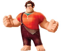 Wreck-It Ralph Character Costume