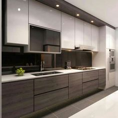 Charmant Modern Kitchen · Latest Kitchen DesignsContemporary ...
