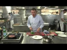 Theo Randall's version of how to cook the perfect steak.