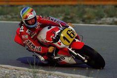 Graziano Rossi Yamaha YZR500 1982