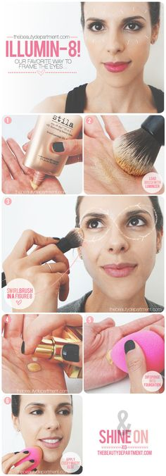 20 Helpful Makeup Tutorials - Fashion Diva Design