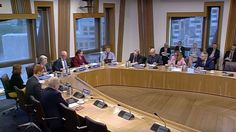 Holyrood's Europe committee publishes a report calling for single market access…
