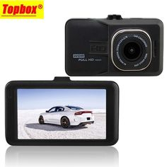 100% Original Novatek 96223 Car Dvr Full HD 1080p Recorder 3.0 inch Dashcam Camera FH06 Video Registrator G-sensor Dash Cam DVRs