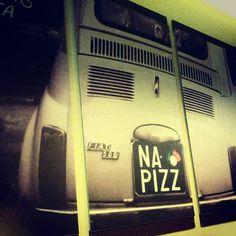 #poster #fiat500 #vintage #pizzeria #art #napizz #rimini #fotoquadro #kataplex #kataplan #print #picoftheday