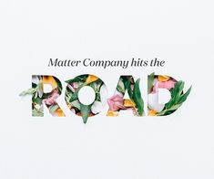 Matter Company Holiday Market Campaign on Behance