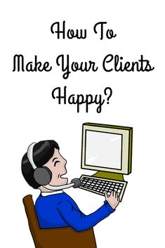 As a VA, How to make your Clients Happy? Virtual Assistant, Are You Happy, Opportunity, Remote, Entrepreneur, Disney Characters, Fictional Characters, Make It Yourself, Memes