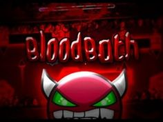 Geometry Dash - Bloodbath (Extreme Demon) - By: Me and many others! (Verified On Stream) - YouTube