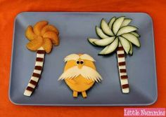 Little Nummies » The Lorax Snack