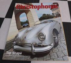 CHRISTOPHORUS PORSCHE MAGAZINE # 286 OCT/ NOV 2000 PORSCHE 356 BOXSTER 924 917 Porsche 356, Box, Magazine, Friends, Amigos, Snare Drum, Magazines, Boyfriends, Warehouse