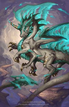2014 Zodiac Dragons - Sagittarius by The-SixthLeafClover.deviantart.com on @deviantART