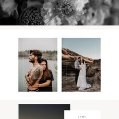 Porto II - Responsive Premium WordPress Themes for Photographers and Creatives by Flothemes. Photography Website Design, Elegant Sophisticated, Website Themes, Premium Wordpress Themes, 2 In, Flexibility, This Is Us, Layouts, Web Design