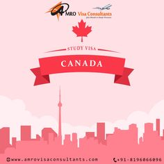#Study #visa in #Canada. It offers a safe and conducive environment for #students. #USA #Canada #studyvisa #canadavisa #studyabroad #bestimmigrationcompanymohali #amro #visa #consultant #bestconsultantchandigarh #overseas.  Amro Visa Consultant Contact us for more information : 8196066096, 01725027892 www.amrovisaconsultants.com SCO 501, First Floor Sector 70 Mohali.