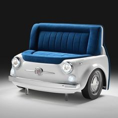 Fiat 500 couch
