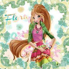 Happy Birthday Flora 🌼 #Winx #WinxClub #WinxClubRus #Винкс #КлубВинкс Winx Club, Happt Birthday, Flora Winx, Barbie Images, Girl Day, Great Memories, Magical Girl, Pixel Art, Foto E Video