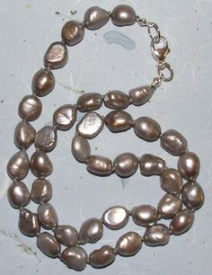 How to Knot Pearls Tutorial -   Learn Pearl Knotting Techniques I knot lots of pearls for a side job cso