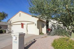 Chandler Arizona Adult Community Homes For Sale  $385,000, 3 Beds, 2 Baths, 2,166 Sqr Feet  GORGEOUSLY UPDATED, Napa model w/ AMAZING backyard in the GATED, ADULT COMMUNITY of Oakwood. This home boasts large neutral tile or carpet throughout, vaulted ceilings, wood shutters, formal living room, 3 bedrooms, 2 baths & 2-CAR plus golf cart garage. HUGE, OPEN KITCHEN w/ GRANITE counters, blackA complete and FREE UP-TO-DATE list of Phoenix homes for sale in Adult Communities!  http://mi..