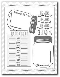 Printable Weight Loss Chart Template Inspirational A 7 Day 1 200 Calorie Meal Plan Workout Weight Loss Journal, Weight Loss Goals, Weight Loss Program, Best Weight Loss, Lose Weight, Weight Loss Chart, Weight Loss Binder, Bullet Journal Weight Loss Tracker, Lose Fat