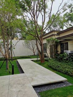 Residential Architecture, Landscape Architecture, Architecture Design, Urban Landscape, Landscape Design, Garden Design, Garden Pavers, Backyard Landscaping, Pocket Park
