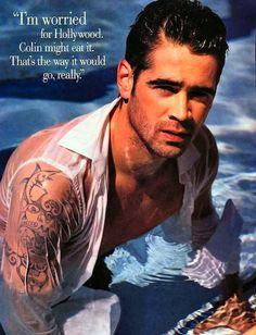 Gorgeous Stud Muffin Colin Farrell 4 Gorgeous Stud Muffin Colin ...