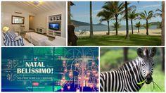 Natal belíssimo  é no Portobello Resort & Safári! <3  Confira →