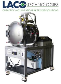 In addition to our standard vacuum systems, chambers and accessories, LACO Technologies specializes in custom solutions for a variety of applications that use vacuum as part of the solution. We design, develop and assemble a large variety of customized systems to meet our customers specifications and application requirements. http://www.lacotech.com/vacuumtechnologysolutions/vacuumsystems.aspx