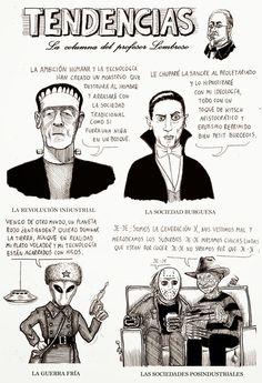 Realismo Socialista: Halloween según Lombroso