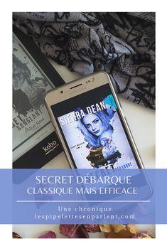 Sierra Dean connaît ses classiques et nous le démontre dans le 1er tome de sa série Secret McQueen, une héroïne mi-vampire, mi-loup garou. Ma chronique complète en suivant le lien :)