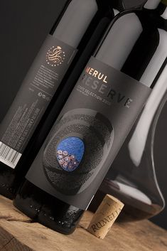 Merul Wine on Packaging of the World - Creative Package Design Gallery