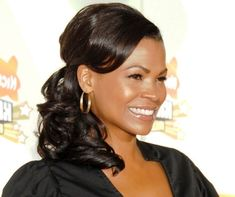 Wedding Hairstyles for Black Women are Gorgeous : Best Wedding Hairstyles For Black Women