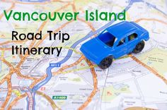 vancouver island road trip itinerary for families #vancouverisland