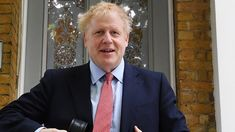 Boris Johnson: Police 'called to Tory leadership contender's home' BBC News Mr Johnson, Boris Johnson, Mayor Of London, Tory Party, Police Call, Uk Politics, Breaking News Today, Image Caption