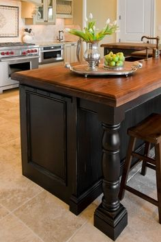 Plugmold in Island.  Ordinary Electrical …not so ordinary! « Kitchen Details and Design