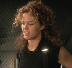 Troopers dina meyer nude starship