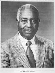 Walter S. McAfee is the African American mathematician and physicist first calculated  the speed of the moon. On January 10, 1946 a radar pulse was transmitted towards the  moon. Two and a half seconds later, they received a faint signal, proving that  transmissions from earth could cross the vast distances of outer space.