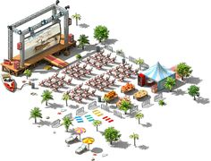 Real World Buildings: Timed Quests - Megapolis Wiki - RealWorld Open-Air Cinema