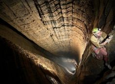 With a total length of cave passages reaching a staggering m, the deepest explored parts of Krubera-Voronya reach m. Earth's Magnetic Field, Earth's Best, Months In A Year, 40 Years, The Incredibles, Deep, Explore, Travel, Image