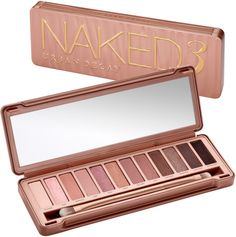 Urban Decay #Naked3 SO BEAUTIFUL!!! Eye-Want!! Aff