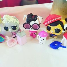 Some of the new pets from LOL Surprise Pets Series 3 Wave 2 #lolsurprise #lol #lolsurprisedolls #lolsurprisepets #lolsurprisepetsseries2 #lolseries3wave2collectlol @lolsurprise @lolsurprise.uk @mga_entertainment_germany
