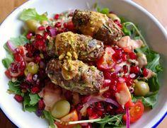 Lamb Kofta Salad - Big Spoon, Little Spoon