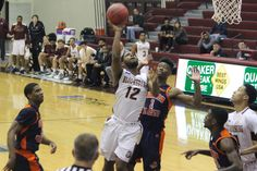Men's Basketball Holds Off Lincoln, 87-81, Tuesday Night In Home Opener