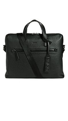 HUGO Victorian Leather Briefcase